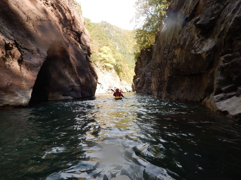 Гранитный каньон