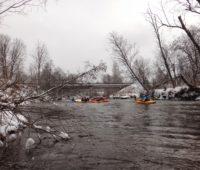 сплав по реке Полометь
