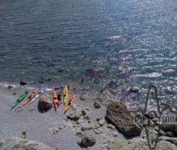 морской каякинг
