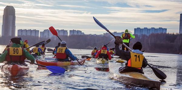 Moscow Eskimo Marathon 2018