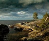 Каяк тур по онежскому озеру