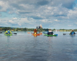 Онежское озеро 2019