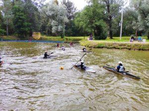 Чемпионат России по кануполо