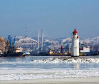 Владивосток с моря