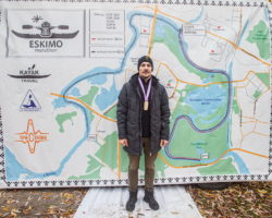 Награждение Эскимо Марафон 2020