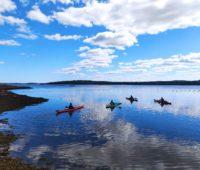 Каякинг на Белом море