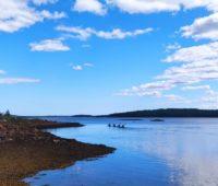 Марафон-тур по Белому морю
